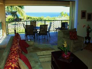 Beautiful Oceanview 3 Bedroom / 3 Bath at Wai'Ula'Ula - Kamuela vacation rentals
