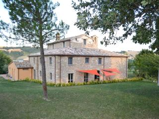 Casale Eline appartments in the marche, italy - Pergola vacation rentals
