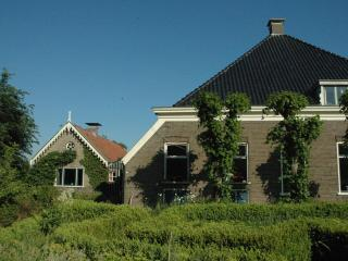 Farm in countryside near lake - Friesland vacation rentals