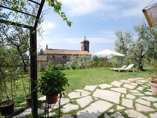 Casa Salvia. Beautiful Stone Villa with breathta - Lucca vacation rentals