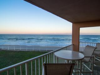 Oceanfront...Large Corner Balcony..Renovated - Cocoa Beach vacation rentals