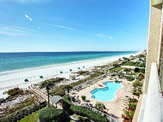 Sterling Sands 502 -Book Online! Fifth Floor GulfFront in Heart of Destin! - Destin vacation rentals