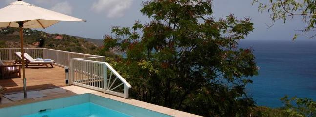 Seaview at Colombier, St. Barth - Ocean View, Amazing Sunset Views, Pool - Image 1 - Anse des Flamands - rentals