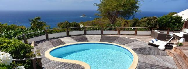 Taniko at Colombier, St. Barth - Ocean View, Amazing Sunset Views,Private - Image 1 - Anse des Flamands - rentals