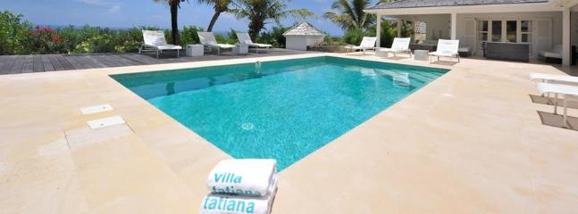 Tatiana at Deve, St. Barth - Ocean View, Pool, Private - Image 1 - Grand Fond - rentals