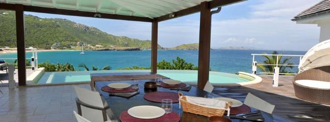 Tichka at Flamands, St. Barth - Ocean View, Amazing Sunset Views, Walking - Image 1 - Flamands - rentals