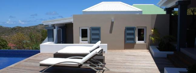 Vague Bleue at Lurin, St. Barth - Ocean View, Amazing Sunset Views, Contemporary - Lurin vacation rentals