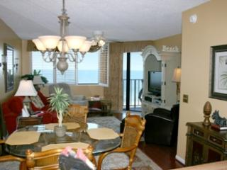 SUMMER SPECIAL SPINNAKER  - 2 BEDROOM OCEANFRONT - North Myrtle Beach vacation rentals