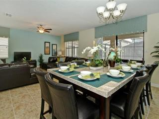 Champions Gate #6 - Brand New 8 Bedroom Pool Villa with Theater - Davenport vacation rentals