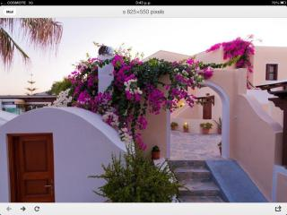 Santorini  , friendly , budget family motel. - Akrotiri vacation rentals