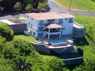 6 bedroom House inside Wyndham Resort Spa & Casino Breathtaking views, basketball court, game room &  Pool /  VILLA PAONESSA - Puerto Rico vacation rentals