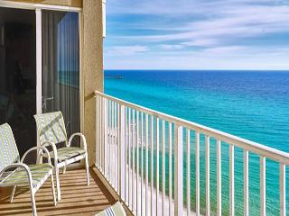 Beachfront for 8! 10th Floor with Views! Open 3/28-4/3 - Panama City Beach vacation rentals