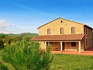 Beautiful 3 bedroom Villa in Montecatini Val di Cecina - Montecatini Val di Cecina vacation rentals