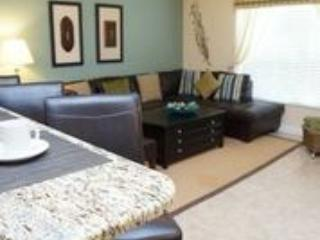 Living room - 4 Bedroom Town House with Splash Pool just 4.5 miles to Disney. 8972CP - Orlando - rentals