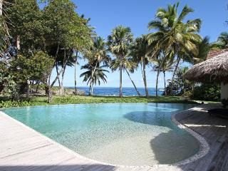 Tropical Beach Front Villa - Fully Staffed - Cabarete vacation rentals