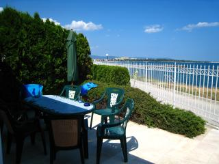 1st line seawiev, private terrace, balconies, Oasi - Ravda vacation rentals