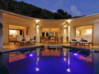 STB - WAS- High up in the hills of Gustavia - Gustavia vacation rentals