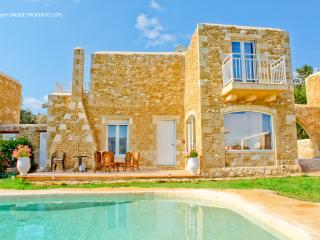Traditional Cretan Villa with Pool, near the Beach - Chania Prefecture vacation rentals