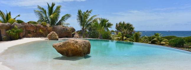La Roche Dans L'Eau at Grand Fond, St. Barth - Ocean View, Pool, Privacy - Image 1 - Grand Fond - rentals
