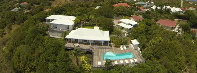 Vina at Vitet, St. Barth - Ocean View, Garden, Private - Image 1 - Vitet - rentals