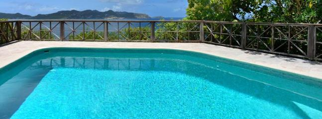 Adage at Pointe Milou, St. Barth - Amazing Sunset View, Ocean View, Pool - Image 1 - Marigot - rentals