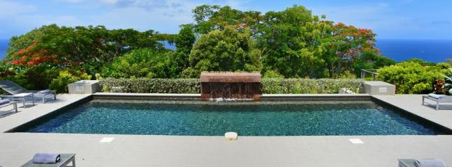 Belle Bague at Colombier, St.Barth - Luxury Villa, Amazing Sunset View, Heated Pool - Image 1 - Anse des Flamands - rentals