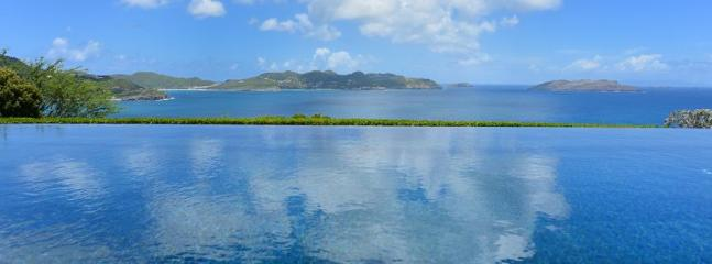 La Danse Des Etoiles at Pointe Milou, St. Barth - Ocean View with Large Pool - Image 1 - Marigot - rentals