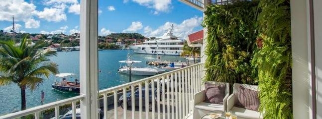 Suite Harbour at Gustavia, St. Barth - Harbour View, Within Walking Distance To - Gustavia vacation rentals