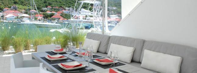 Harbour Loft at Gustavia, St. Barth - Harbour View, On The Dock, Walk To Beach - Image 1 - Gustavia - rentals
