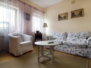City center apartment! Next to metro, Nowowiejska - Warsaw vacation rentals