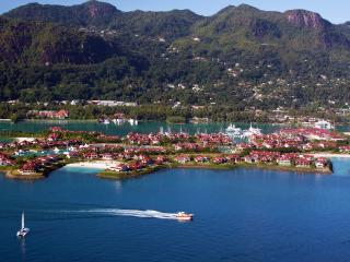 Edenvilla-Seychelles Luxury self catering apartment, Marina View - Anse Royale vacation rentals