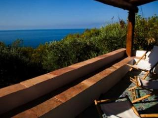 Villa with private access to the sea for 9 people - Villammare vacation rentals