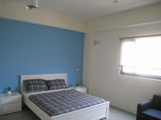 Penghu 123 V Stone B&B-澎湖一二三石頭人民宿-雙人房 - Penghu County vacation rentals