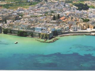 UNIQUE APARTMENT WITH FANTASTIC TERRACES 4 MIN WALK FROM OTRANTO CENTRE AND SEA - Otranto vacation rentals