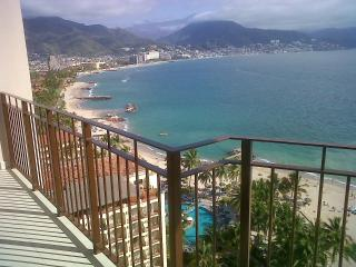 Luxury Beachfront Condo in Hotel Zone, Grand Venetian - Puerto Vallarta vacation rentals