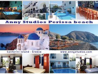 4 persons apt @ Anny's Perissa - Santorini vacation rentals