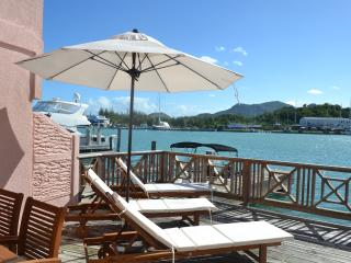 The Boat House - 221D South Finger - sleeps 5 - Jolly Harbour vacation rentals