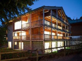 Chalet Amber - 3 Bedroom Deluxe Apartment Offering En Suite Bathrooms & WiFi - Valais vacation rentals