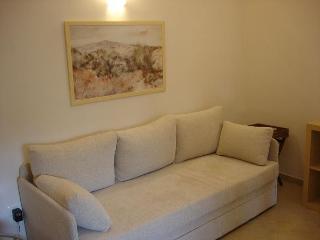 Exclusive 1 bedroom villa with garden and patio in the heart of Jerusalem - Jerusalem vacation rentals