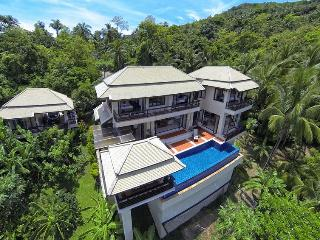 VISTASAMUI - Tranquility and Stunning Views - Ban Bang Makham vacation rentals