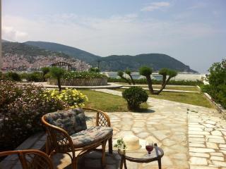 Del Sol. Villa Studios accross  sea, Pool & Tennis - Potami vacation rentals
