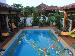 Tropical Oasis - amazing full views: Pool Suite - Jimbaran vacation rentals