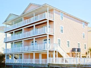 3800 SQUARE FEET OF FAMILY FUN! 8 bedrooms ~ Free Golf Cart Included!! BEST RATE - North Myrtle Beach vacation rentals