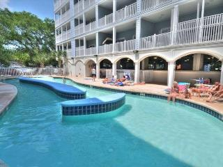 4 Bedroom Vacation Unit with Pool and Terrace at the Myrtle Beach Villas - Myrtle Beach vacation rentals