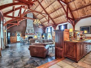 Hocking Hills Luxury  Lodge . Experience the Best - Logan vacation rentals