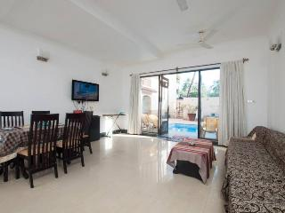 SNS beach holidayvilla with private pool@Calangute - Calangute vacation rentals