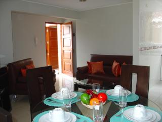 FULLY FURNISHED 1-BEDROOM APARTMENT MIRAFLORES 302 - Peru vacation rentals