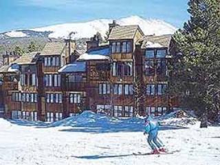 Four OClock Lodge 3 bed loft B ~ RA43847 - Image 1 - Breckenridge - rentals