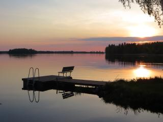 The charming holiday cottage is a perfect country - Finland vacation rentals