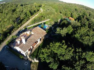 PERFECT FOR FAMILIES WHO ENJOY IN PEACE&NATURE - Buzet vacation rentals